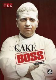 Random Movie Pick - Cake Boss 2009 Poster