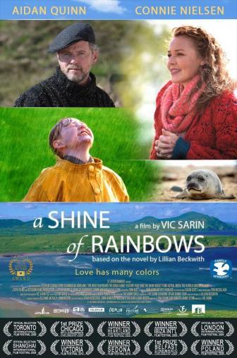Random Movie Pick - A Shine of Rainbows 2009 Poster