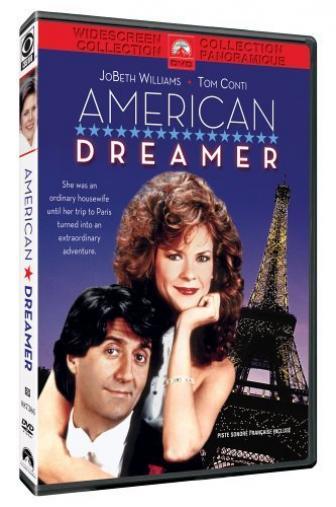Random Movie Pick - American Dreamer 1984 Poster