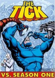 Random Movie Pick - The Tick 1994 Poster