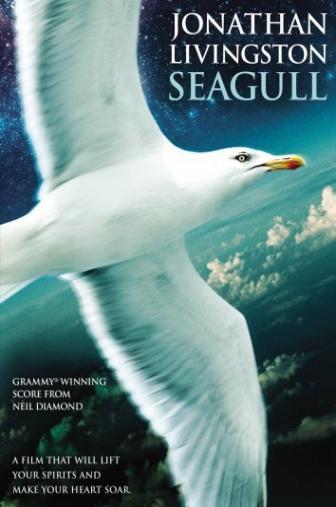 Random Movie Pick - Jonathan Livingston Seagull 1973 Poster