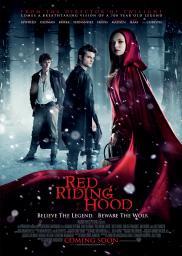 Random Movie Pick - Red Riding Hood 2011 Poster