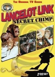 Random Movie Pick - Lancelot Link: Secret Chimp 1970 Poster
