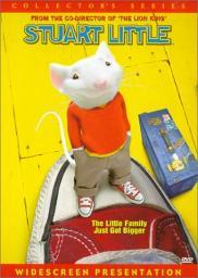 Random Movie Pick - Stuart Little 1999 Poster