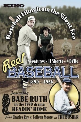 Random Movie Pick - Headin' Home 1920 Poster