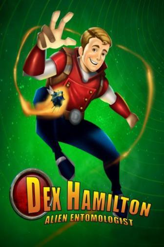 Random Movie Pick - Dex Hamilton: Alien Entomologist 2008 Poster