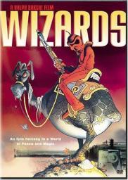 Random Movie Pick - Wizards 1977 Poster