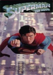 Random Movie Pick - Superman 1978 Poster