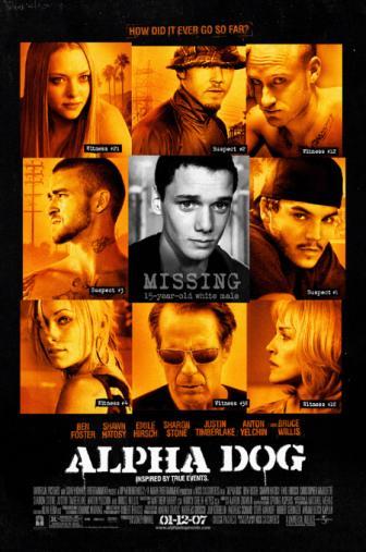 Random Movie Pick - Alpha Dog 2006 Poster