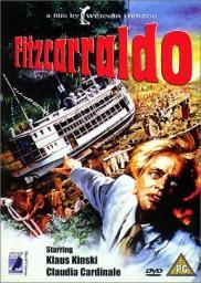 Random Movie Pick - Fitzcarraldo 1982 Poster