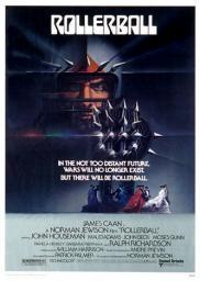 Random Movie Pick - Rollerball 1975 Poster
