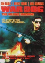 Random Movie Pick - War Dog 1987 Poster