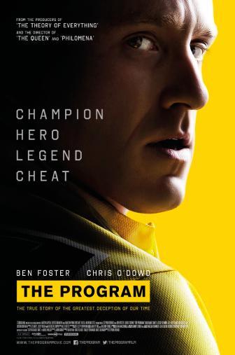 Random Movie Pick - The Program 2015 Poster