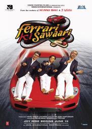 Random Movie Pick - Ferrari Ki Sawaari 2012 Poster