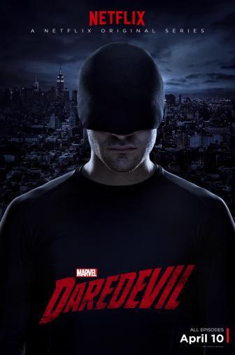 Random Movie Pick - Daredevil 2015 Poster