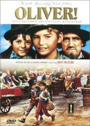Random Movie Pick - Oliver! 1968 Poster