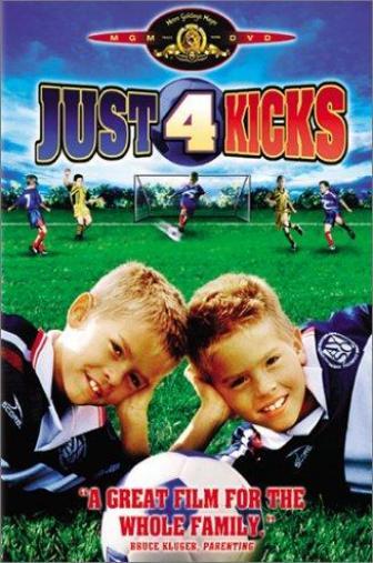 Random Movie Pick - Just for Kicks 2003 Poster