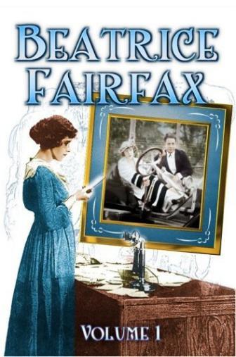 Random Movie Pick - Beatrice Fairfax 1916 Poster