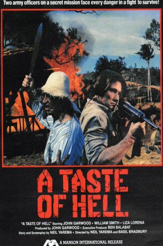Random Movie Pick - A Taste of Hell 1973 Poster