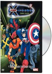 Random Movie Pick - X-Men: Evolution 2000 Poster