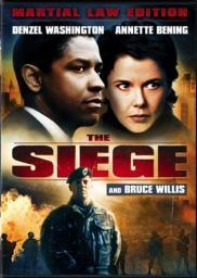 Random Movie Pick - The Siege 1998 Poster