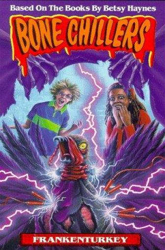 Random Movie Pick - Bone Chillers 1996 Poster