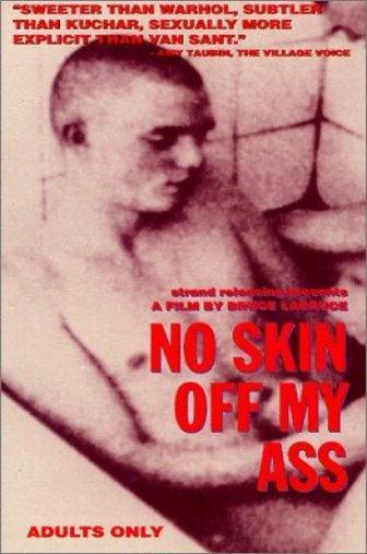 Random Movie Pick - No Skin Off My Ass 1993 Poster
