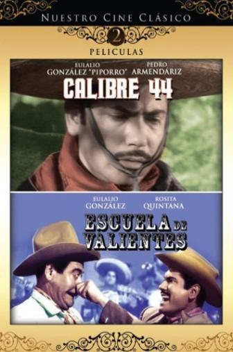 Random Movie Pick - Calibre 44 1960 Poster
