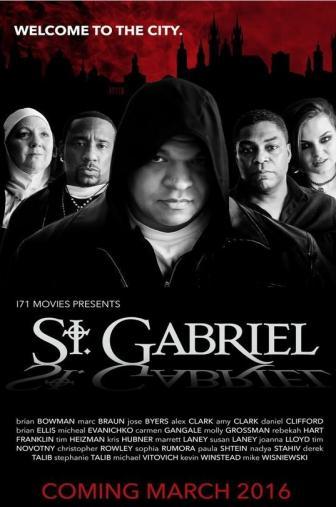 Random Movie Pick - St. Gabriel 2016 Poster
