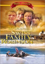 Random Movie Pick - Swiss Family Robinson 1960 Poster