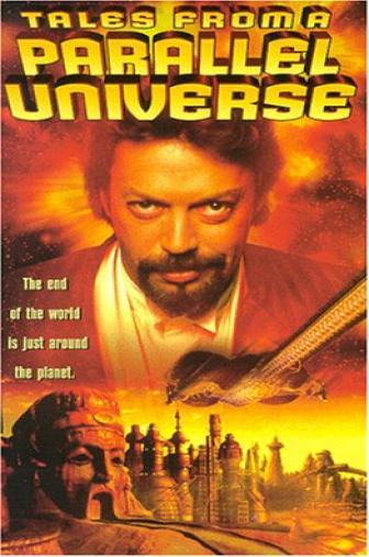 Random Movie Pick - Lexx: The Dark Zone 1996 Poster