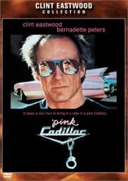 Random Movie Pick - Pink Cadillac 1989 Poster