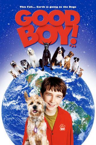 Random Movie Pick - Good Boy! 2003 Poster