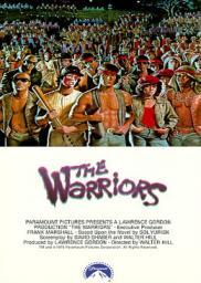 Random Movie Pick - The Warriors 1979 Poster
