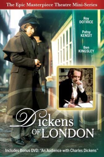 Random Movie Pick - Dickens of London 1976 Poster