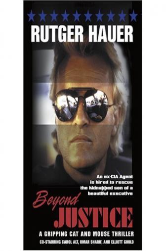 Random Movie Pick - Beyond Justice 1992 Poster