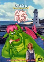 Random Movie Pick - Pete's Dragon 1977 Poster