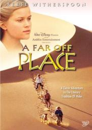 Random Movie Pick - A Far Off Place 1993 Poster