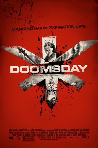 Random Movie Pick - Doomsday 2008 Poster
