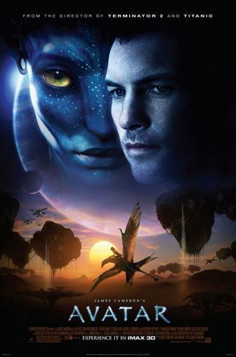 Random Movie Pick - Avatar 2009 Poster