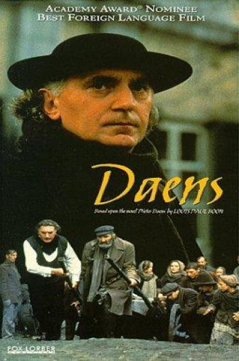 Random Movie Pick - Daens 1992 Poster