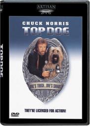 Random Movie Pick - Top Dog 1995 Poster