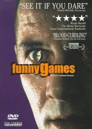 Random Movie Pick - Funny Games 1997 Poster