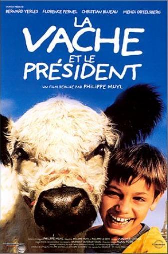 Random Movie Pick - La vache et le président 2000 Poster