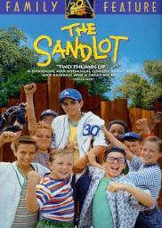Random Movie Pick - The Sandlot 1993 Poster