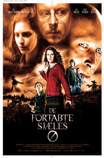 Random Movie Pick - De fortabte sjæles ø 2007 Poster