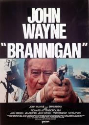 Random Movie Pick - Brannigan 1975 Poster
