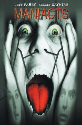 Random Movie Pick - Maniacts 2001 Poster