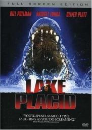 Random Movie Pick - Lake Placid 1999 Poster