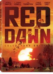 Random Movie Pick - Red Dawn 1984 Poster